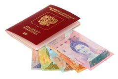 Money of Venezuela Stock Photography