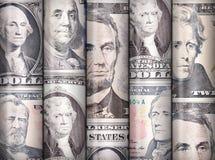 Money Wall Stock Image