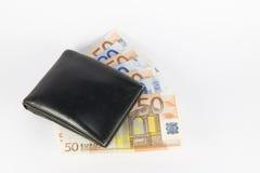 Money wallet Stock Image