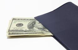 Money wallet Stock Photography