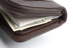 money wallet Стоковая Фотография RF