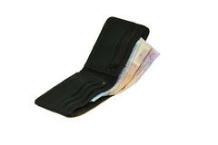 Money in Wallet Stock Images
