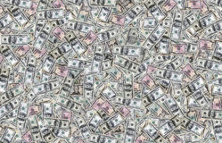 Money wallpaper royalty free stock photography