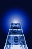 The money the way Stock Photography