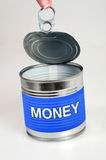Money word Stock Photography