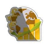 Money of world Royalty Free Stock Image