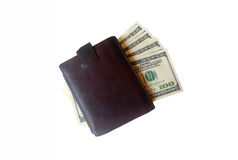 Money in your wallet Royalty Free Stock Image