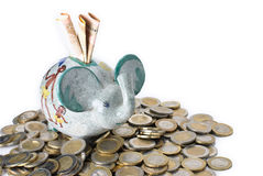 Moneybox Royalty Free Stock Images