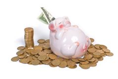 Moneybox Stock Photos