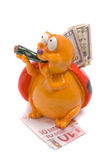 Moneybox Stock Images
