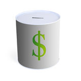 Moneybox Stock Image