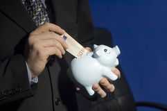 Moneybox Stock Photography