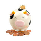Moneybox Royalty Free Stock Photos