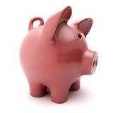 Moneybox Imágenes de archivo libres de regalías