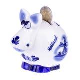 Moneybox Royalty-vrije Stock Foto's