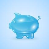 moneybox Arkivbild