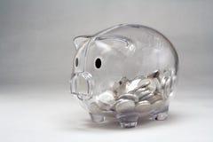 moneybox 免版税库存图片