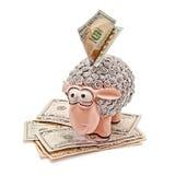 moneybox Immagine Stock Libera da Diritti