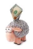 moneybox Fotografia Stock