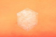 Moneybox del ahorro Imagen de archivo libre de regalías