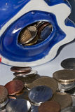 Moneybox Stock Image