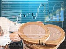 Moneymaking Stock Photo