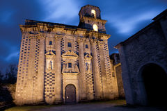 Monfero monastery Stock Photography