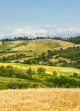 Monferrato (Italie) Images libres de droits