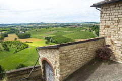 Monferrato (Italy) Royalty Free Stock Photography