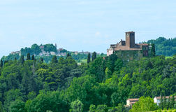Monferrato (Italy) Stock Images