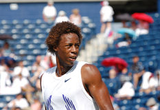Monfils Gael french tennis star (19) Stock Photo