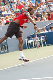 Monfils Gael US Open 2008 (07) Royalty Free Stock Images