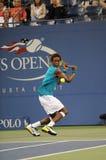 Monfils Gael at US Open 2009 (55) Stock Photos