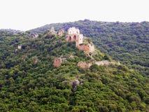 Monfort fästning fotografering för bildbyråer