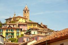 Monforte d`Alba royalty free stock photography