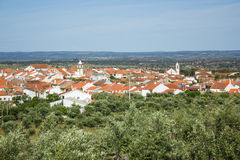 Monforte da Beira, Castelo Branco district, Beira Baixa province, Portugal Royalty Free Stock Photography
