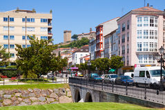 Free Monforte De Lemos In Summer Day. Galicia Stock Photos - 58051713