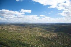 Monfrague自然公园 库存照片