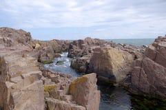 Mong del  di Ð le rocce Fotografie Stock