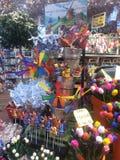 Mong Kok Stockbild
