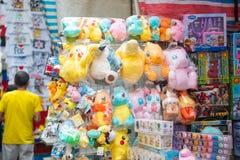 Mong Kok, Hong Kong - September 24, 2016 : Ladie's market - Popu Stock Image