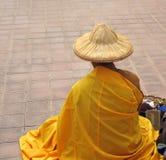 Monge budista Fotografia de Stock Royalty Free