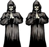 Monge dos Undead ilustração royalty free