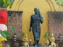 Monge Pra Inthaa Imagens de Stock Royalty Free