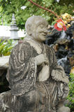 Monge Statue Foto de Stock