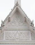 Monge tailandesa Crematory fotos de stock