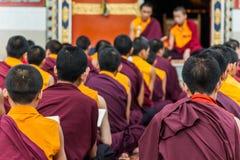 Monges budistas Foto de Stock Royalty Free