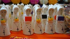 Monges do açúcar Imagens de Stock