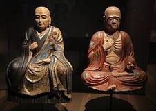 Monges japonesas imagens de stock royalty free