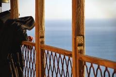 Monges ortodoxos fotografia de stock